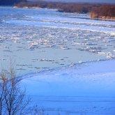 Уровень воды в Сырдарье приблизился к опасной отметке