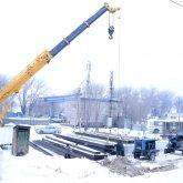 Строительство моста в Шамалгане проверил депутат