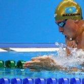 Дмитрий Баландин завоевал вторую медаль на престижном турнире