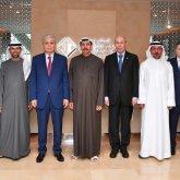 Касым-Жомарт Токаев посетил Международный финансовый центр Дубая