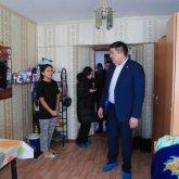 Жасотнавцы начали наведываться в студенческие общежития