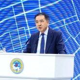 Аким Алматы провел встречу с населением