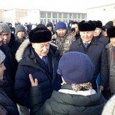 Даниал Ахметов признал упущения. В акимате объяснили увольнение главы Зайсанского района