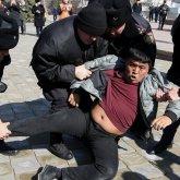 Глава МВД объяснил причину задержаний казахстанцев 1 марта