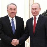 «Россия остается надежным партнером Казахстана во всех сферах деятельности» – Елбасы