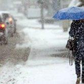 Синоптики прогнозируют выпадение снега в Казахстане