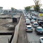 Строительство развязки на «Алтын Орде» прекратили из-за карантина в Алматы