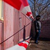 15 подъездов столичных жилых комплексов закрыли на карантин