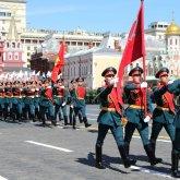 Путин отменил проведение парада Победы на Красной площади