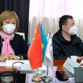Эксперты из КНР рассказали врачам Алматы, как правильно использовать средства индивидуальной защиты