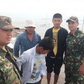 Мужчину с двумя сыновьями спасли в Мактааральском районе