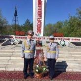 Почтили память героев Великой Отечественной войны в Нур-Султане