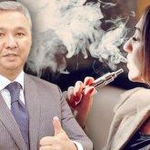 «Азата Перуашева устраивает, что дети покупают электронные сигареты»: общественница – о табачном лобби