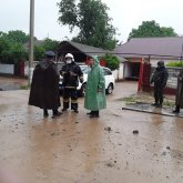 Уровень воды в Шымкенте снизился после обильных дождей