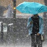 Гроза, шквал, град: штормовое предупреждение объявлено на большей части РК