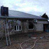 Семья пострадала в результате взрыва в Атырауской области