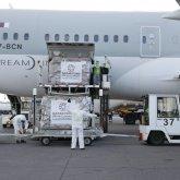 Груз со средствами индивидуальной защиты направил Катар в Казахстан