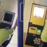 Терминал похитил мужчина из ТРЦ в Талдыкоргане