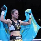 Фируза Шарипова рассказала, как готовится к бою после родов
