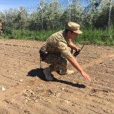 Разыскиваемого за тяжкое преступление мужчину задержали казахстанские пограничники