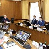 Бердибек Сапарбаев объявил выговор нескольким акимам
