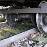 В Костанайской области сошли с рельсов 23 вагона