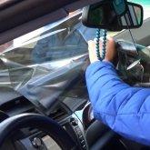Водителей заставили снять тонировку в Таразе