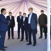 Касым-Жомарт Токаев посетил солнечную электростанцию