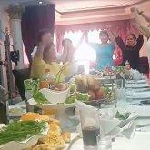 В тойхане погуляли полицейские Туркестанской области и Шымкента