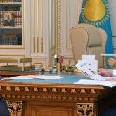 Касым-Жомарту Токаеву рассказали о расследовании резонансных уголовных дел