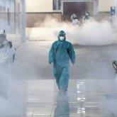 Коронавирус лучше всего передается через капельки жидкости в воздухе – ученые