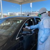 Астанчане могут сдать тест на COVID-19, не выходя из авто