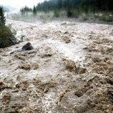Об угрозе подтопления предупреждают спасатели Алматы
