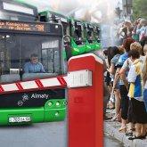 «Мы стоим на пороге банкротства!» – «автобусники» предрекают Алматы транспортный коллапс