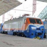 Три пассажирских поезда временно перестанут курсировать в Казахстане