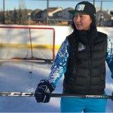 «Редко принимают зарубежного специалиста»: как казахстанская хоккеистка Булбул Картанбаева стала главным тренером клуба в США?