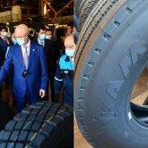 Автомобильные шины будут производить в Казахстане
