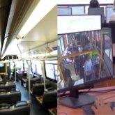 За соблюдением масочного режима в алматинских автобусах следят «умные» камеры