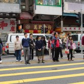 Китай выразил протест пяти странам из-за Гонконга