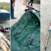 100 килограммов рыбы и электроудочки изъяли у браконьеров в Алматинской области