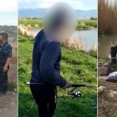 Сельчанина задержали за рыбалку в Жамбылской области
