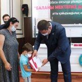 Более 2,5 тысячи семей получат помощь от столичного «Nur Otan»