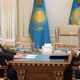 Президенту доложили об итогах выборов депутатов в Сенат