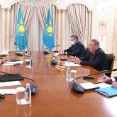 Нурсултан Назарбаев: ШОС и проект «Один пояс, один путь» – это выход для многих народов