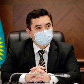 Арест замакима Атырауской области подтвердили в Антикоррупционной службе