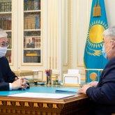 О новых идеях по переходу казахского языка на латиницу рассказали Президенту