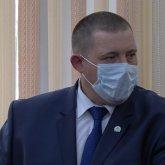 Даниал Ахметов представил нового акима