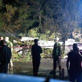 Подробности крушения самолета под Харьковом сообщили в МВД