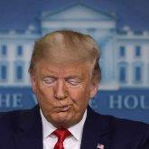 О состоянии заразившегося коронавирусом президента США рассказал его врач