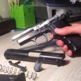Для чего изготовил кустарный пистолет, признался сельчанин в Актюбинской области